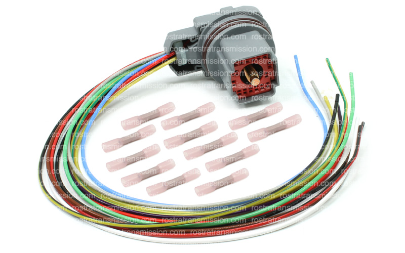 [DIAGRAM_1CA]  350-0165 | Rostra Powertrain Controls | Rostra Wiring Harness |  | Rostra Powertrain Controls